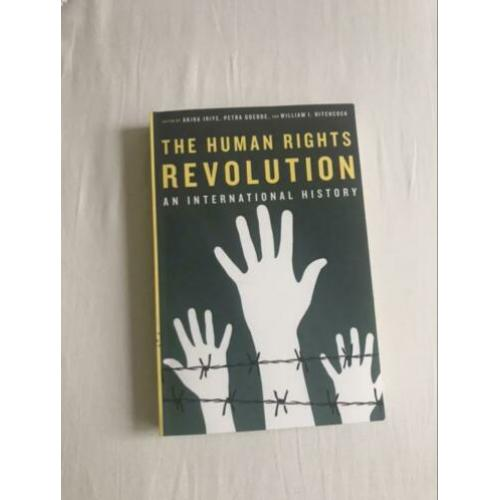 The Human Rights Revolution, an international history