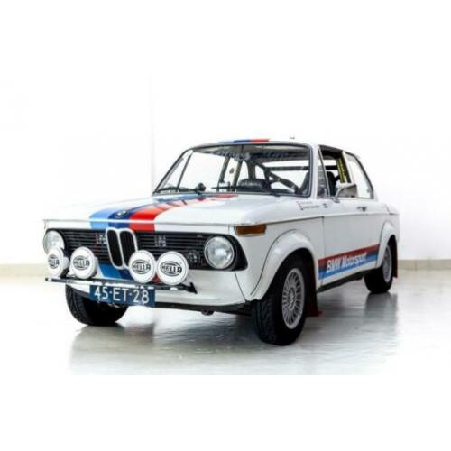BMW 02-serie 2002 - Fully Rally Built - BMW M