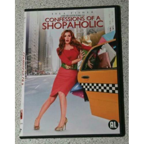 Confessions of a shopaholic. Comedy met o.a. Isla Fisher