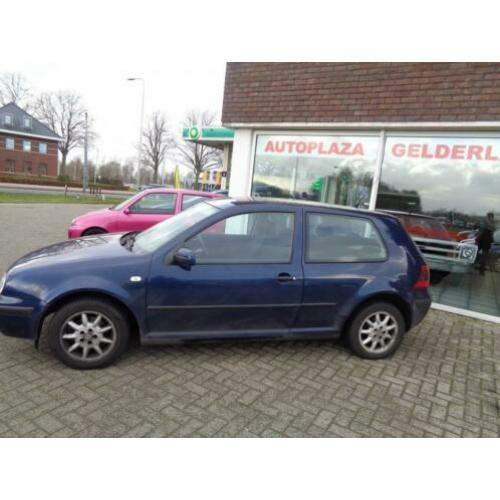 Volkswagen Golf 1.6 Highline (bj 1999)