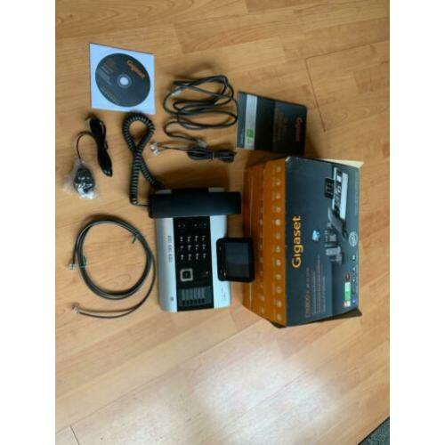 Siemens Gigaset DX800 A (all in one)